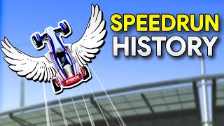 World Record History of A12 - How Trackmania Players Made Cars Fly