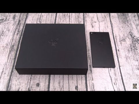 Razer Phone - Unboxing And First Impressions