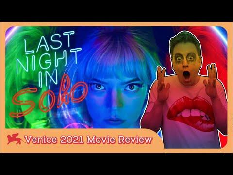 Last Night in Soho - Movie Review (No Spoilers) | Venice Film Festival 2021 A TOTAL BLAST!!