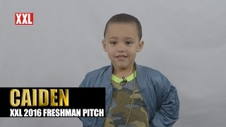 XXL Freshman 2016 - Caiden Pitch