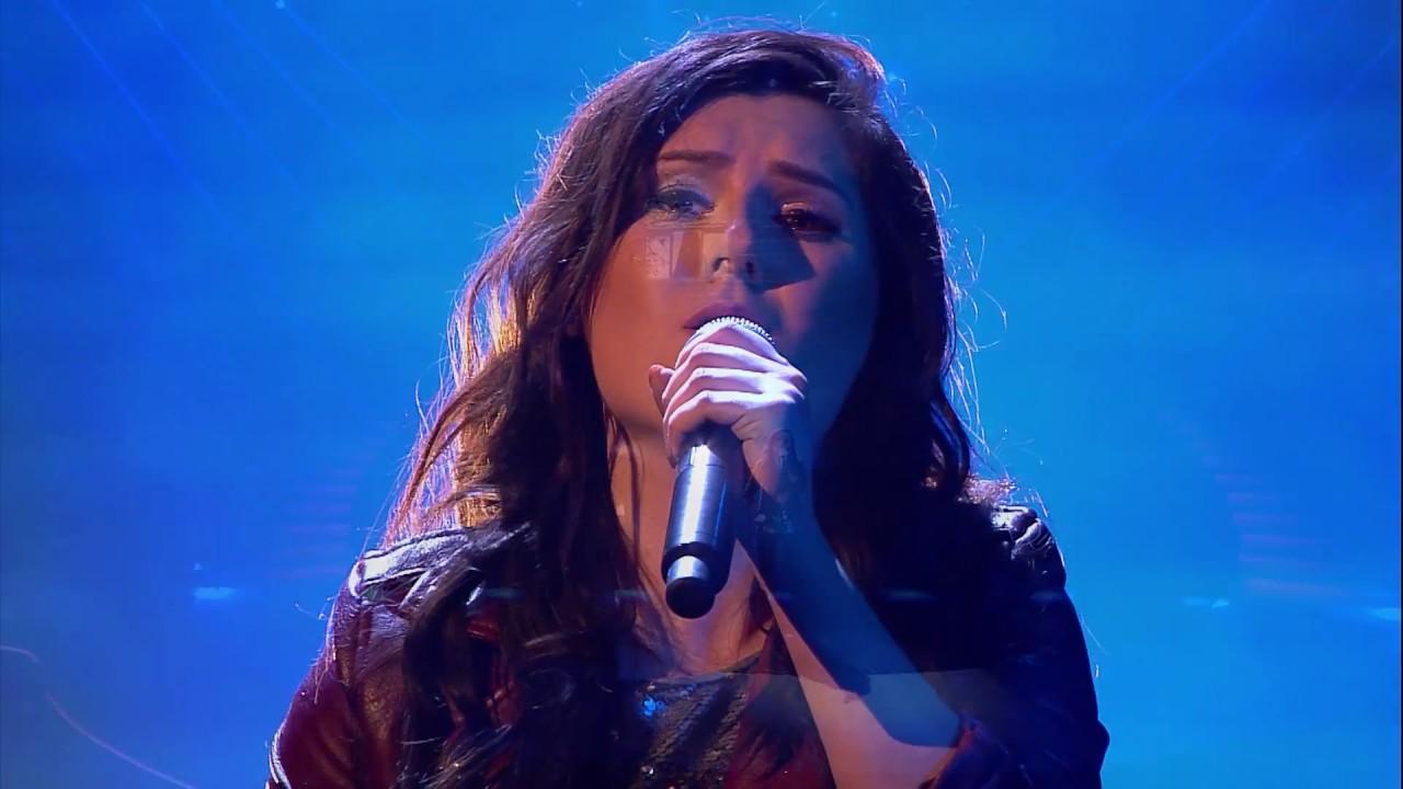 Ta 18-latka zachwyciła wokalem w odcinku na żywo! [Mam Talent!]