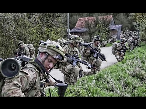 Paratrooper Invasion • Saber Junction