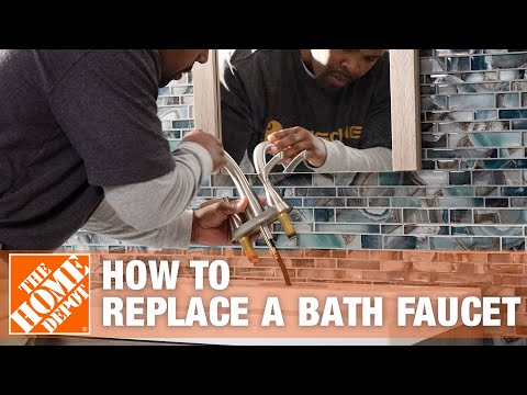 how-to-replace-a-bath-faucet-|-the-home-depot