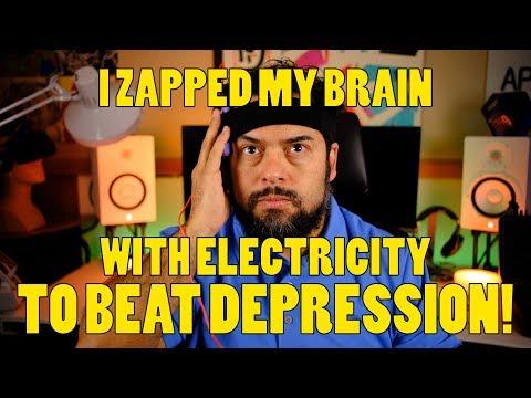 tDCS Depression?  I zapped my brain to beat my depression!