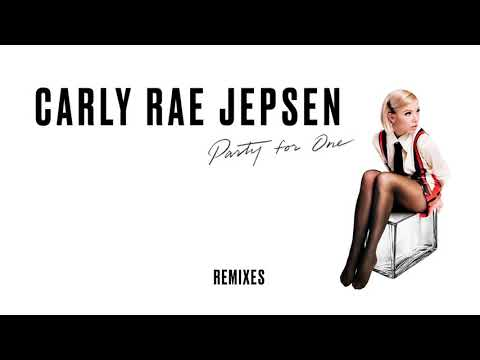 Carly Rae Jepsen - Party For One (Sawyr Remix) [Audio]