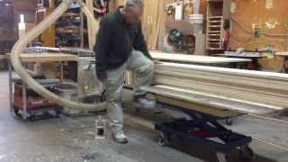 Outfeed For Table Saw