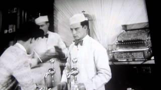 Soda Jerk Gag, Buster Keaton, College