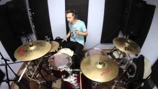 Galyautdinov Drum Cover Вася Обломов Корпоративная
