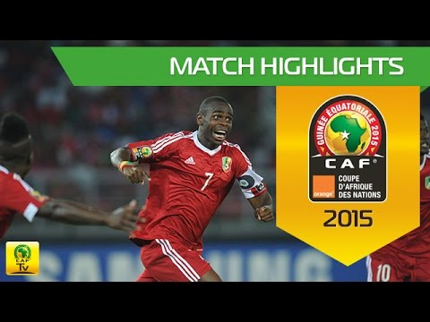 Gabon - Congo | CAN Orange 2015 | 21.01.2015