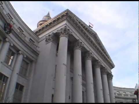 Denver Scenics Civic Center Building