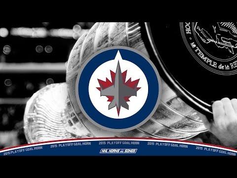 Winnipeg Jets 2015 Playoff Goal Horn ᴴᴰ