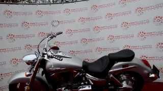 Видео обзор мотоцикла Honda VTX1300R от АРТМОТО(Мотоцикл в отличном состоянии, бережно эксплуатировался. 2007 год, пробег 23000км. (без пробега по Украине). Регу..., 2014-12-10T12:45:47.000Z)