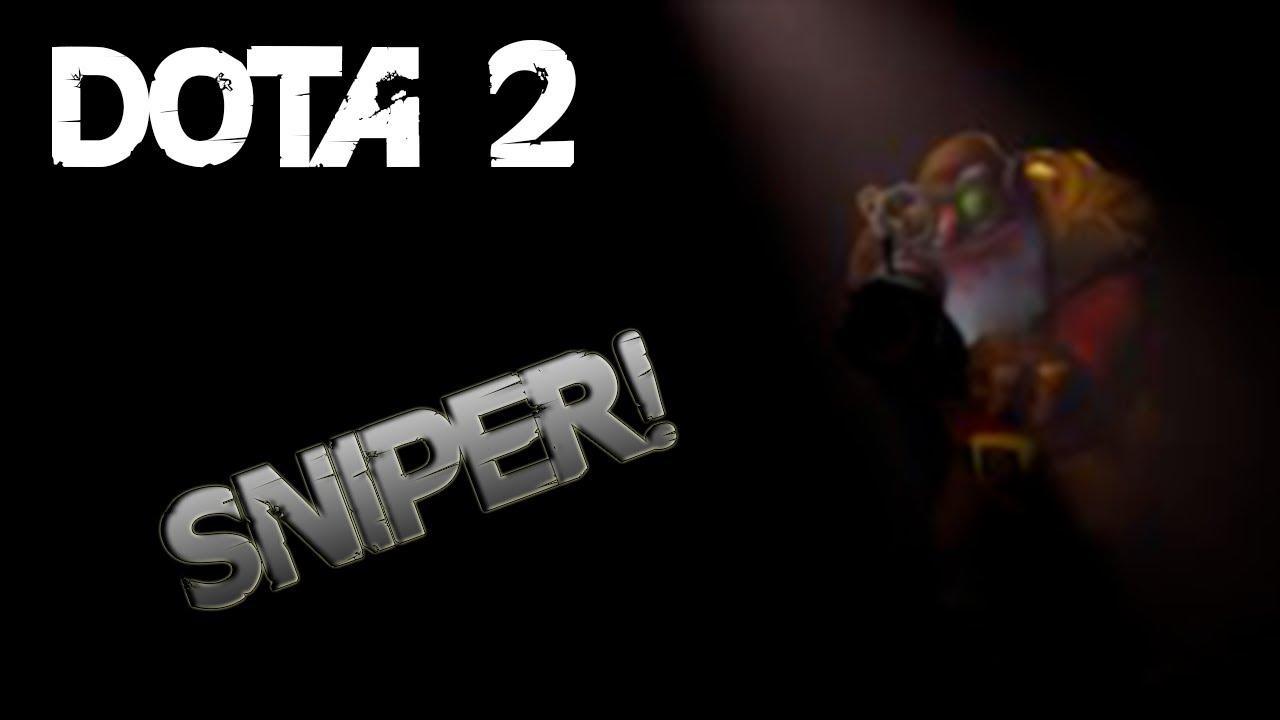 dota 2 com derp sniper youtube