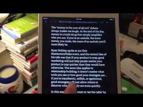 <h1>Listen to Kindle ebooks on IPhone and iPad via Voiceover Accessibility.</h1>