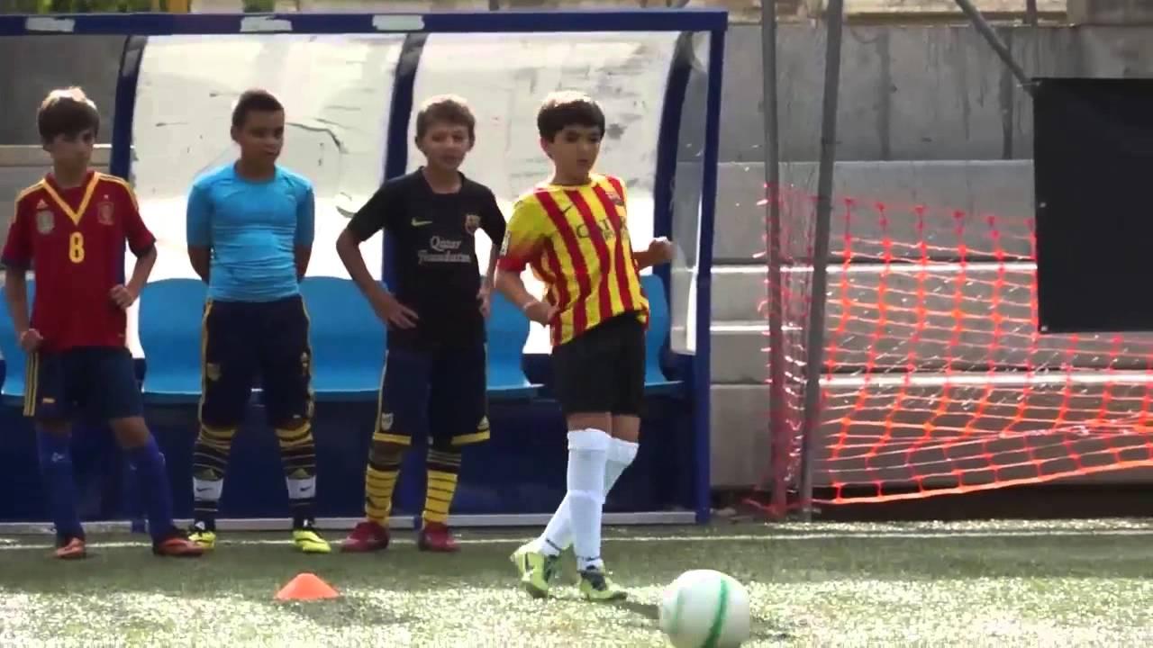 precio asombroso descuento hasta 60% ventas al por mayor Nike Camp Andorra - Futbol 1r día (1r turno) - YouTube
