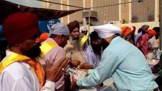 Gurunanak Darbar Sikh Gurdwara Dubai Seva at Baba ji