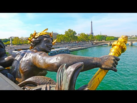 Top Paris Attractions (Louvre Museum, Eiffel Tower & Arc de Triomphe)