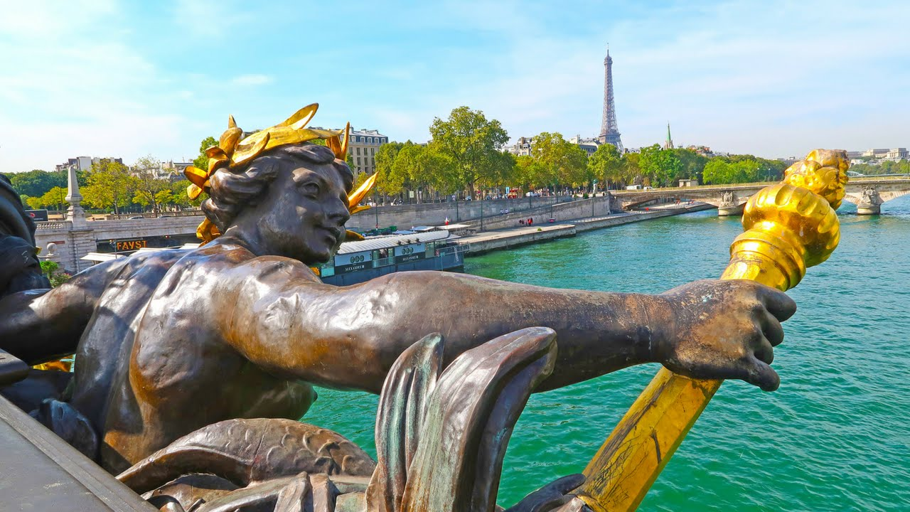 best tourist attractions in paris france travel guide youtube