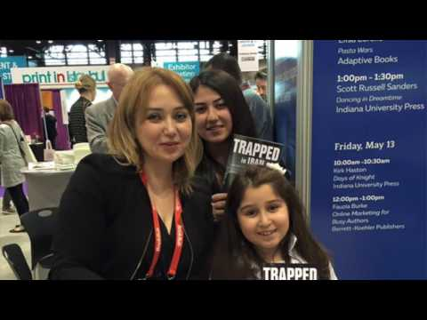 Interview with Samieh Hezari (author of Trapped in Iran)
