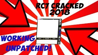 [UNPATCHED]✅EXTREME ROBLOX HACK✅RC7 level 7 ROBLOX EXPLOIT SCRIPT EXECUTOR CRACKED|FULL LUA EXE