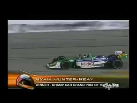 All of Ryan Hunter-Reay's wins in Champ Car