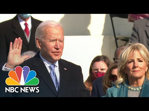 Voters Across America Speak Out On Biggest Issues Biden Faces | NBC Nightly News