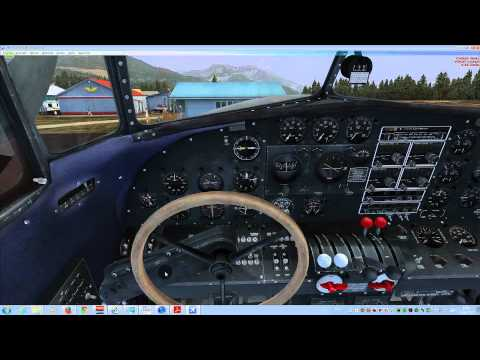 FSX: Aeroplane Heaven Lockheed Electra 10 - Primeras Impresiones.
