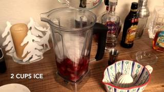 Easy Frozen Strawberry Margarita Recipe