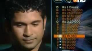 Sachin Tendulkar In KBC | Full Episode - 30 Minutes