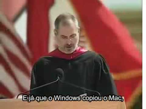 Steve Jobs em Stanford - Com legendas em Português