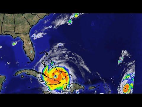 Hurricane Jose strengthens to Category 4 storm