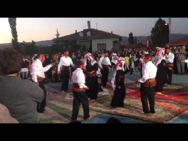 Yozgat sorgun Tulum köyü Semah ekibi