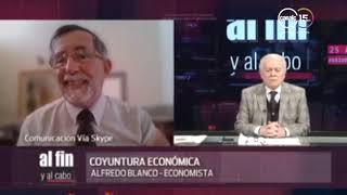 Alfredo Blanco: Coyuntura económica