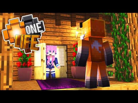 LIZZIE'S DANGER HOUSE IS DEADLY - Minecraft One Life S3 Ep 51 thumbnail