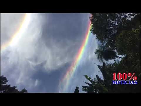 Ya viste en el cielo el HALO SOLAR en Nicaraguaиз YouTube · Длительность: 18 с