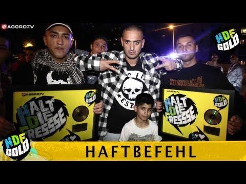 HAFTBEFEHL HALT DIE FRESSE GOLD NR. 02 (OFFICIAL HD VERSION AGGROTV)