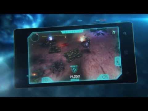 Halo: Spartan Assault Announce Trailer