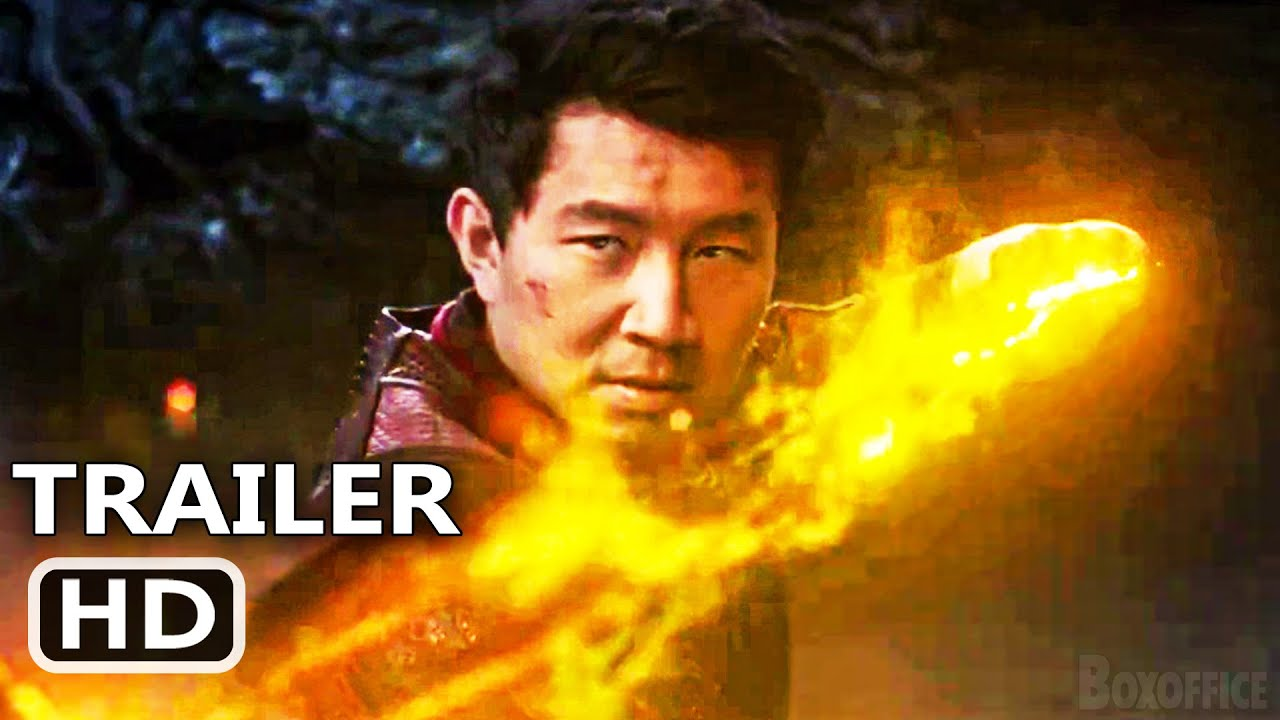 SHANG-CHI AND THE LEGEND OF THE TEN RINGS Trailer 2 (2021)