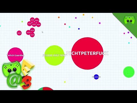 E3 STREAMS 2015 - PC Gaming Show Preshow - agar.io «» #PietStream   Live-Mitschnitt Full HD
