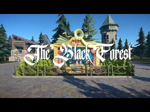 Planet Coaster- The Black Forest