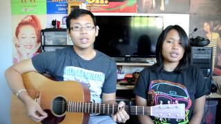 "f(x) - ""Rum Pum Pum Pum"" ( Acoustic English Cover ) KPEC"