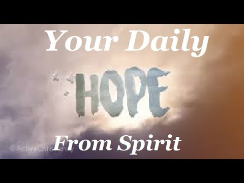 🕊️Your Daily Hope🌬️From Spirit☄️December 2nd 2019🙏 thumbnail