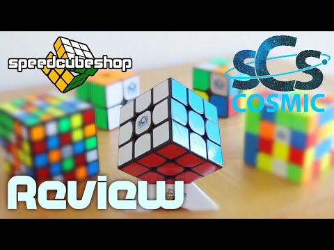 Cosmic Cubes Review | SpeedCubeShop