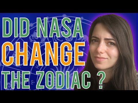 Did NASA change the zodiac? - Astronomy misconceptions this week