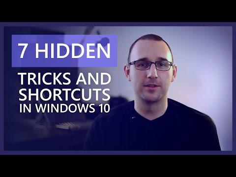 7 Hidden Windows 10 Tips and Tricks