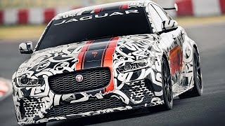 Jaguar XE SV Project 8 (600HP) The Most Extreme Jaguar [TEASER]