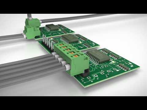 PCB Connectors for Building Automation - Phoenix Contact