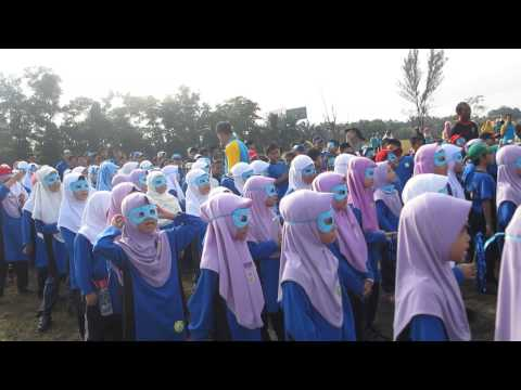 Lagu Rumah Biru Sukan 2015