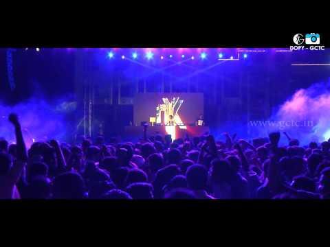 DJ NYK in Hyderabad | Live @ VIBGYOR V15 | Geethanjali College | Rana Pratap Chowdary© Team™