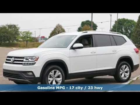 Used 2018 Volkswagen Atlas Saint Paul MN Minneapolis, MN #G87786P - SOLD